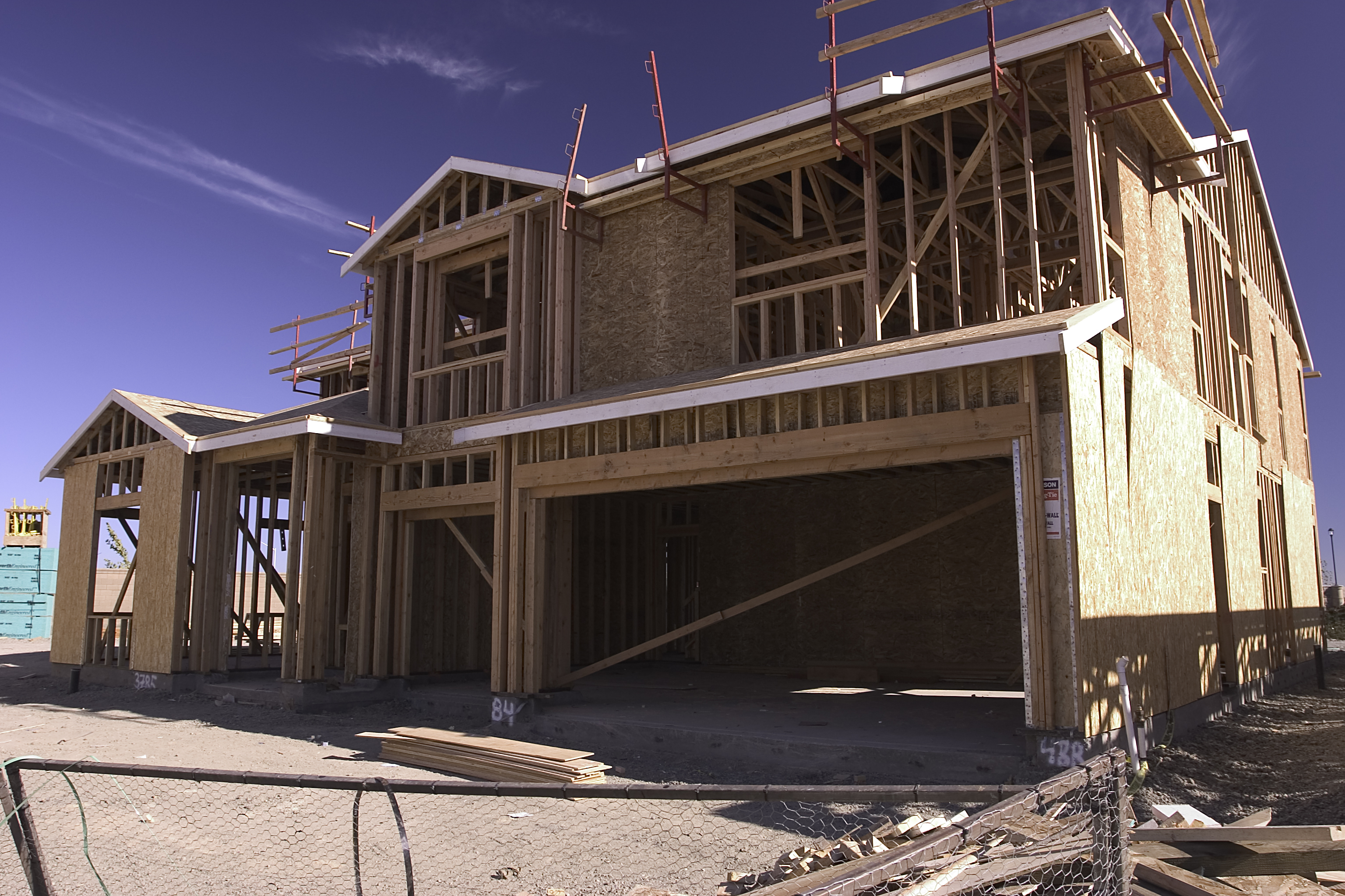 New Construction Loans Landmark Mortgage Planners